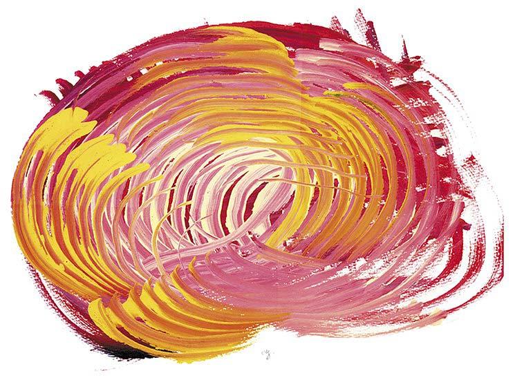 Живопис Шрі Чинмоя для медитації