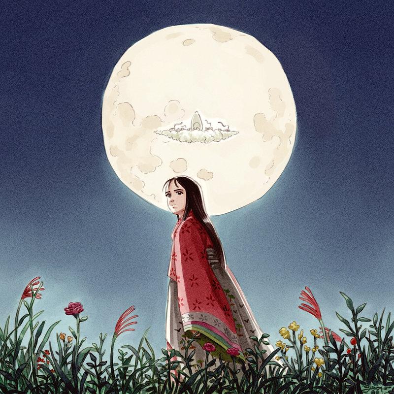 Сказання про принцесу Кагуя /Kaguya Hime no Monogatari (2013)