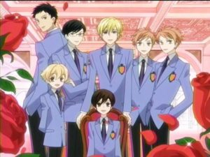 Ouran Koukou Host Club / Ouran High School Host Club / Хост-клуб Оранської школи