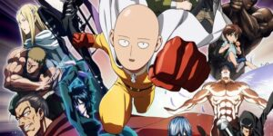 One Punch Man / One-Punch Man / Ванпанчмен